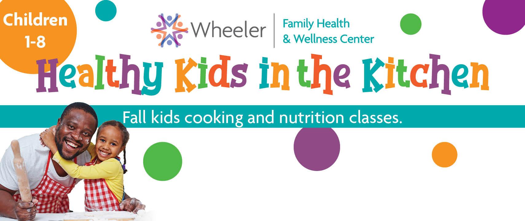 Healthy Kids In The Kitchen